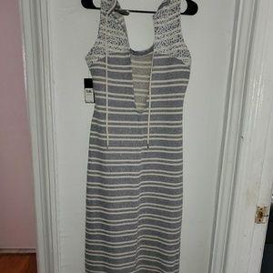 Long sweater dress